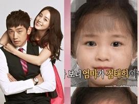 Sao Hàn 6/9: 'Tiểu công chúa' nhà Bi Rain - Kim Tae Hee sẽ đẹp giống mẹ và cao như bố