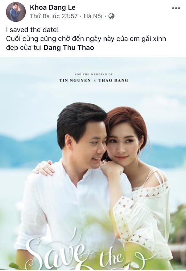 Chân dung ông mai cho cuộc tình Đặng Thu Thảo và doanh nhân Trung Tín-2