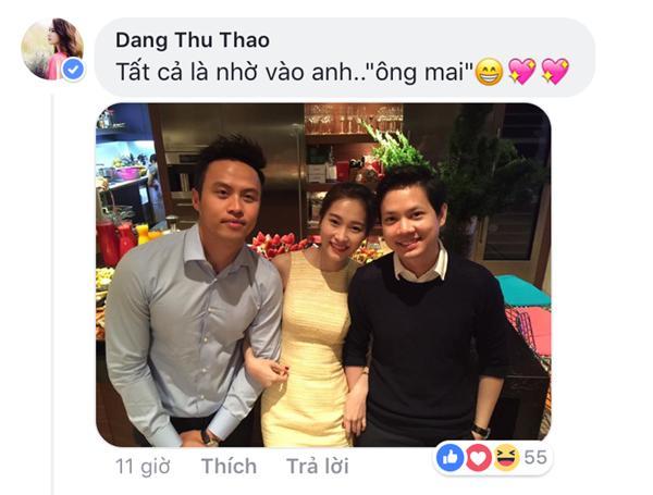 Chân dung ông mai cho cuộc tình Đặng Thu Thảo và doanh nhân Trung Tín-3