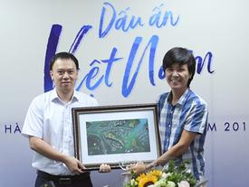 Trao giải cuộc thi ảnh 'Dấu ấn Việt Nam'