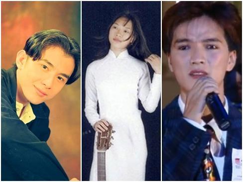 """Xem lại hình ảnh thời """"chẳng ai biết họ là ai"""" của dàn ca sĩ hạng A showbiz Việt"""