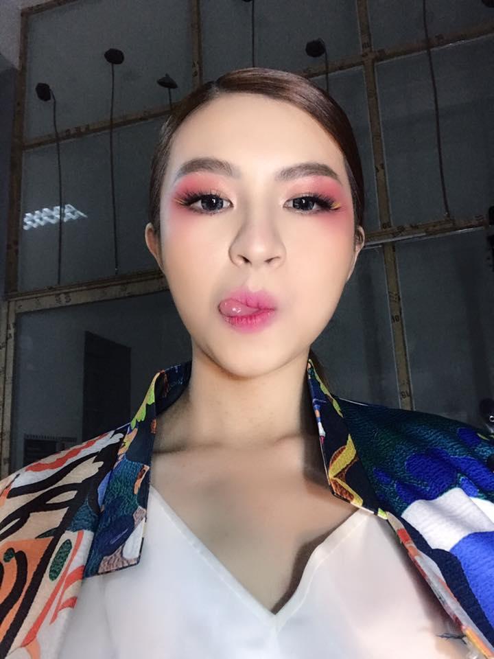 Hot girl - hot boy Việt 7/9: Minh Châu chìm đắm khi cover Em gái mưa của Hương Tràm-2