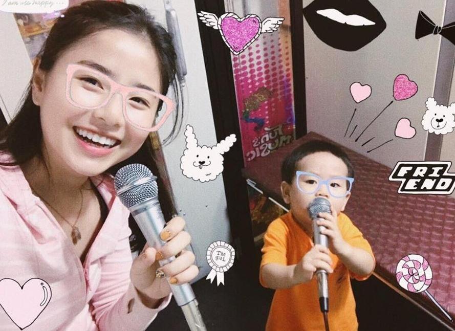 Hot girl - hot boy Việt 7/9: Minh Châu chìm đắm khi cover Em gái mưa của Hương Tràm-5