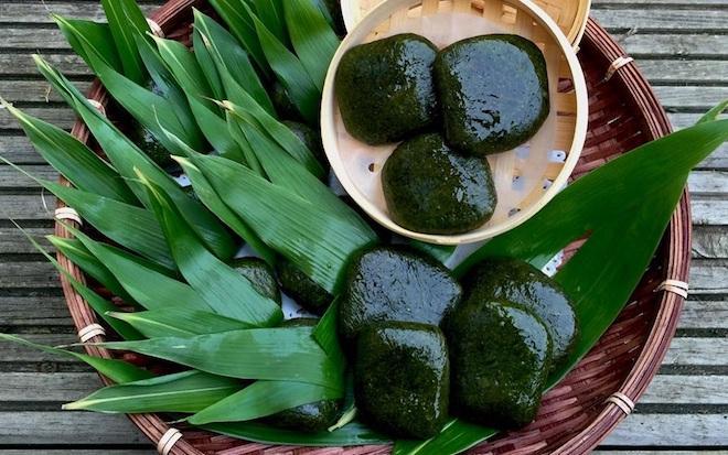 Đặc sản bánh ngải của Thái Nguyên