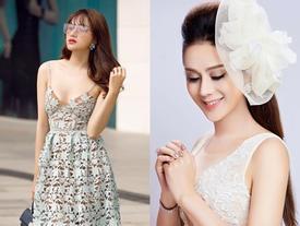 Lâm Khánh Chi 40 tuổi, Hương Giang Idol 26 tuổi, ai xứng là nữ hoàng chuyển giới Vbiz?