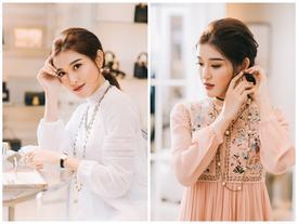 Nhan sắc Huyền My đã sẵn sàng cho ngày thi đấu Miss Grand International 2017