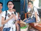 Bị chê ăn mặc lố lăng khi đi làm từ thiện, Trang Trần đáp trả: 'Tôi không phải hoa hậu lụa là gấm vóc'