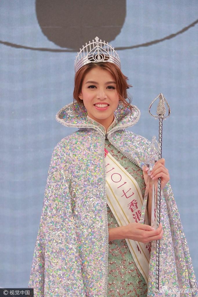 Tân Hoa hậu Hong Kong khiến toàn dân xứ Cảng thơm giật mình vì quá xấu-7