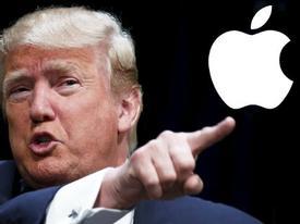 iPhone của Tổng thống Trump chỉ có duy nhất một ứng dụng