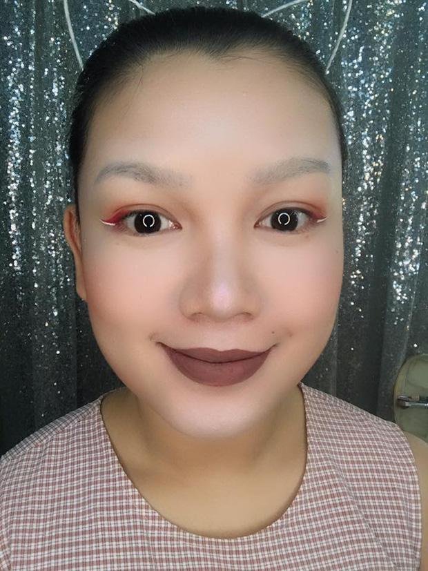 Cả thế giới ra mà xem bộ sưu tập lông mày siêu bá đạo của cô gái Việt xinh đẹp-4