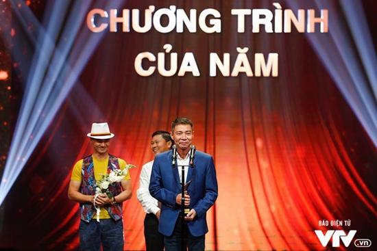 NSND Hoàng Dũng và phim Người phán xử chiến thắng tại VTV Awards 2017-2