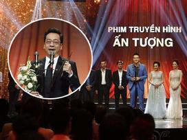 NSND Hoàng Dũng và phim 'Người phán xử' chiến thắng tại VTV Awards 2017