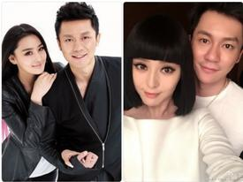 'Cân đo' nhan sắc bạn gái cũ và mới của loạt mỹ nam Hoa ngữ