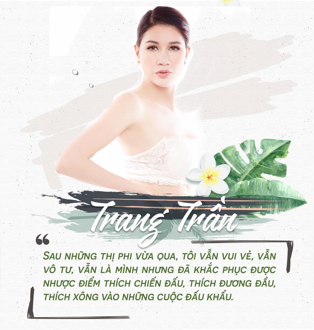 Trang Trần: Tôi là một người yếu đuối, sợ cô đơn và cần được chở che-6
