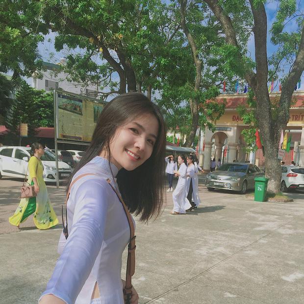 Cô gái năm ấy chúng ta theo đuổi phiên bản Việt với áo dài trắng và nụ cười cực xinh-2