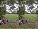Clip hài: Một tuổi thơ quá là 'dữ dội'