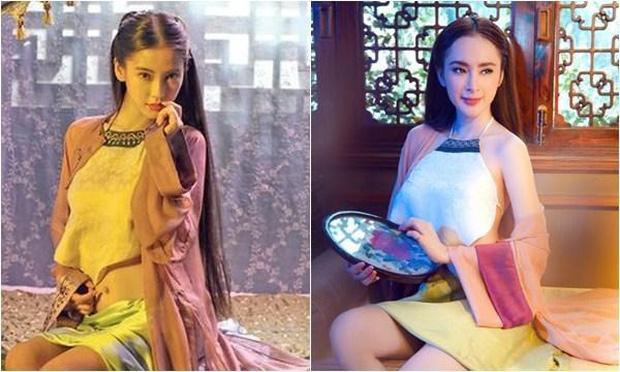 Thiên hạ đệ nhất sao chép phong cách của showbiz Việt: Angela Phương Trinh?-12