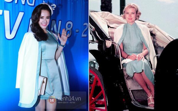 Thiên hạ đệ nhất sao chép phong cách của showbiz Việt: Angela Phương Trinh?-11