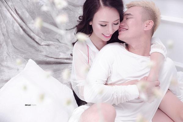 Khắc Việt hé lộ ảnh giường chiếu với người yêu trước thềm đám cưới-3