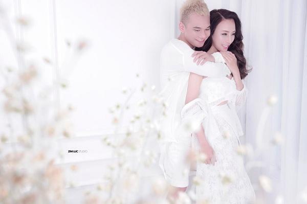 Khắc Việt hé lộ ảnh giường chiếu với người yêu trước thềm đám cưới-8