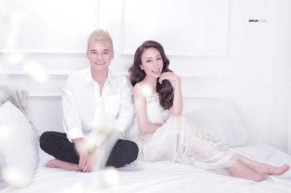 Khắc Việt hé lộ ảnh giường chiếu với người yêu trước thềm đám cưới-7