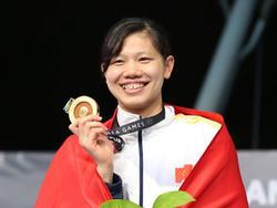 Giành 8 huy chương vàng SEA Games 29, Ánh Viên trở thành 'Gương mặt truyền hình ấn tượng'
