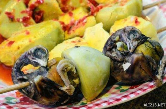 Những món ăn người châu Á thích mê, châu Âu khiếp sợ-4