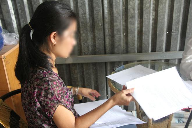 Vụ người mẹ nghi bị hiếp dâm 2 lần viết đơn đi tù: Luật sư vào cuộc, chuyển hồ sơ lên Viện kiểm sát tỉnh-2