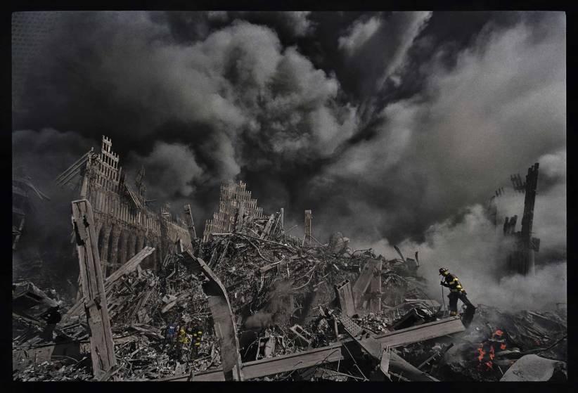 Những con số chấn động trong thảm kịch 11/9/2001-6