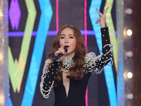 """Trên sóng truyền hình, Minh Hằng xác nhận đã có bạn trai nên Trường Giang """"đừng có mơ"""""""