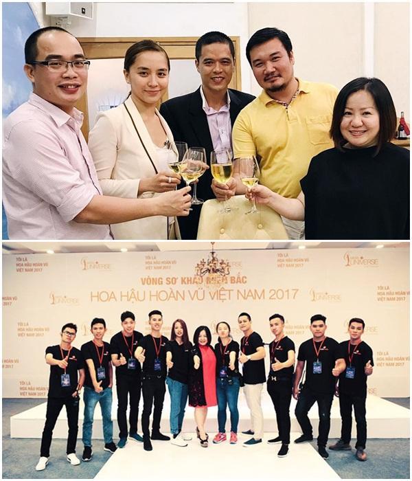 Hoa hậu Hoàn vũ Việt Nam 2017: Cuộc chiến của những đại mỹ nhân-5