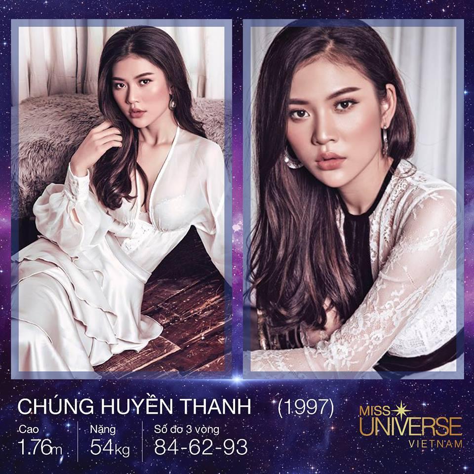 Hoa hậu Hoàn vũ Việt Nam 2017: Cuộc chiến của những đại mỹ nhân-6