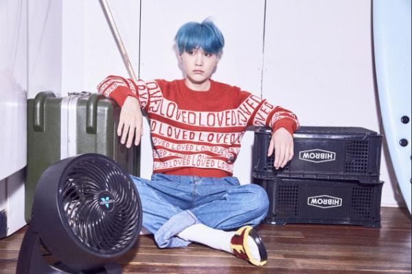 Fan 'hoa cả mắt' trước tạo hình rực rỡ sắc màu của BTS ngày trở lại-5