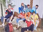Fan 'hoa cả mắt' trước tạo hình rực rỡ sắc màu của BTS ngày trở lại