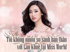 Hoa hậu Mỹ Linh: 'Tôi tự tin với khả năng tiếng Anh của mình tại Miss World 2017'