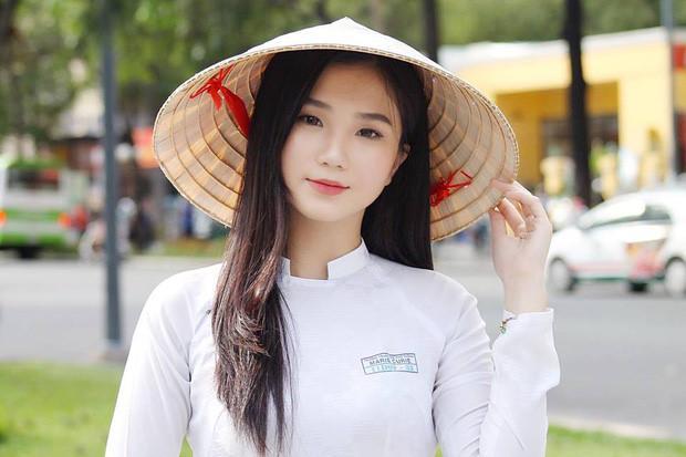 Những thiếu nữ Việt gây thương nhớ vì quá xinh đẹp trong tà áo dài-4
