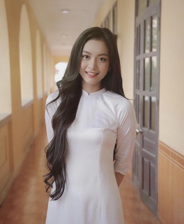 Những thiếu nữ Việt gây thương nhớ vì quá xinh đẹp trong tà áo dài-5