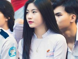 Những thiếu nữ Việt gây thương nhớ vì quá xinh đẹp trong tà áo dài