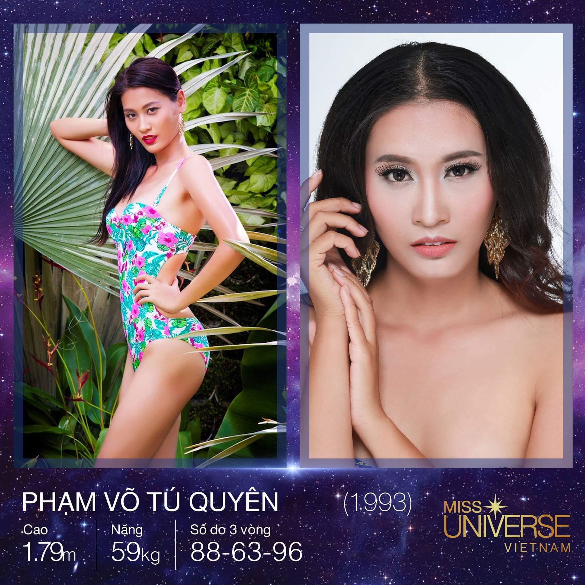 Hoa hậu Hoàn vũ Việt Nam 2017: Cuộc chiến của những đại mỹ nhân-12