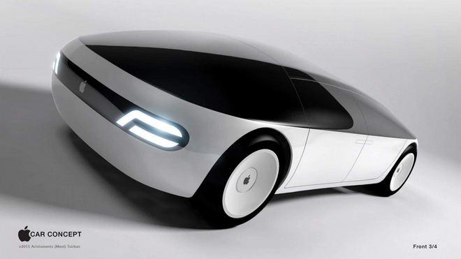 Apple ngừng dự án ô tô, chuyển qua làm xe buýt-2