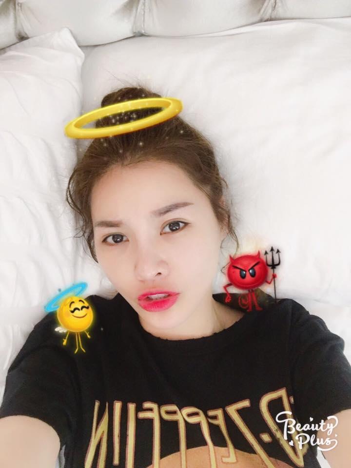 Tin sao Việt 8/9: Lê Phương thích thú khi nhận ra hai vợ chồng có tướng phu thê-9