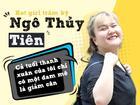 'Hot girl trăm ký' Ngô Thủy Tiên: 'Cả tuổi thanh xuân của tôi chỉ dùng để giảm cân'