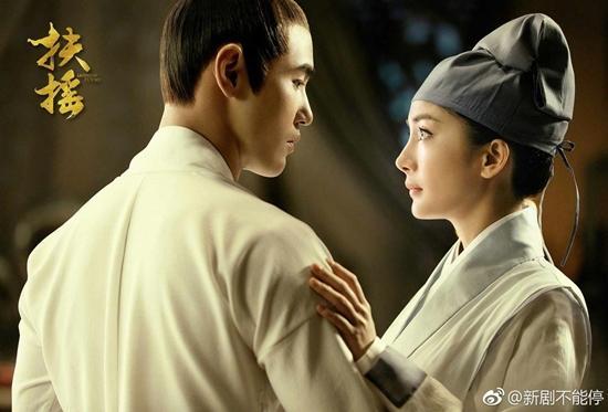 Dương Mịch - Châu Tấn - Trần Kiều Ân: Hoàng hậu nào sẽ chiến thắng trong cuộc đua rating?-2