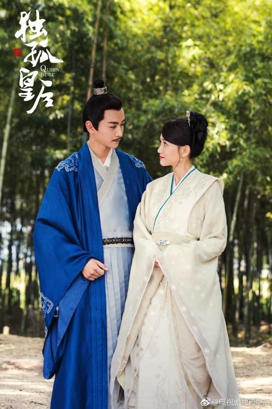 Dương Mịch - Châu Tấn - Trần Kiều Ân: Hoàng hậu nào sẽ chiến thắng trong cuộc đua rating?-6