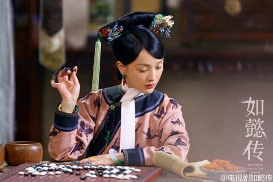 Dương Mịch - Châu Tấn - Trần Kiều Ân: Hoàng hậu nào sẽ chiến thắng trong cuộc đua rating?-9