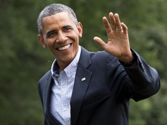 """Cựu Tổng thống Obama cover hit trăm triệu views """"Look what you made me do"""" chuẩn từng chữ"""