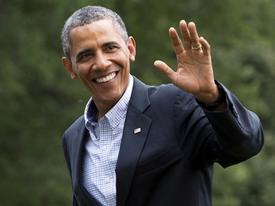 Cựu Tổng thống Obama cover hit trăm triệu views 'Look what you made me do' chuẩn từng chữ