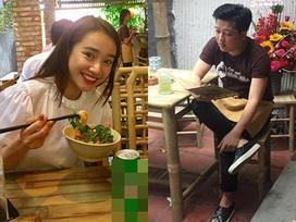 Tin sao Việt 9/9: Nhã Phương tươi rói tại nhà hàng của người yêu sau nghi án đường ai nấy bước