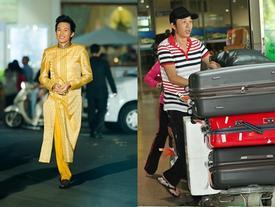Phong cách thời trang kỳ lạ có 1 không 2 ở showbiz Việt của Hoài Linh