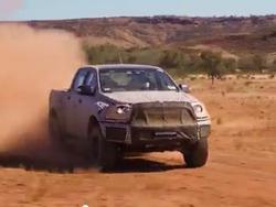Ford Ranger thêm phiên bản hiệu suất cao Raptor